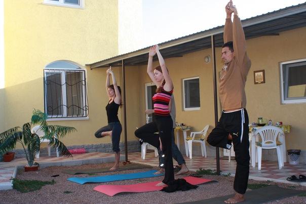 Детские позы йога животные