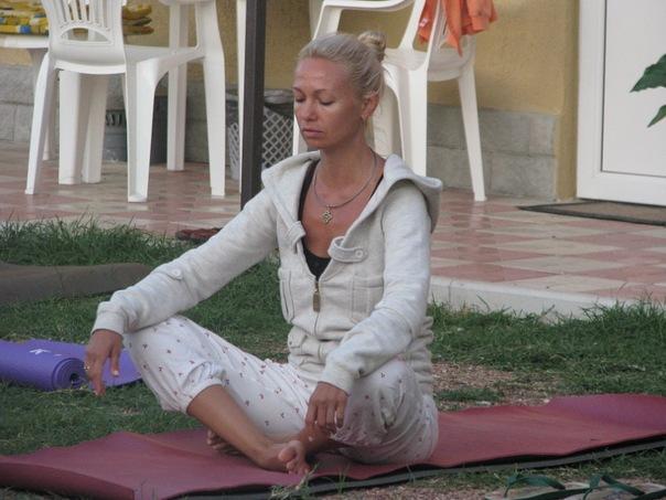 центр йоги и отдыха в Крыму (Атма), йога, пранаяма, медитация